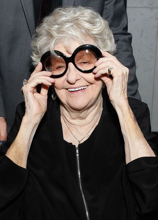 Elaine Stritch: Beloved Broadway Actress Dies At�89