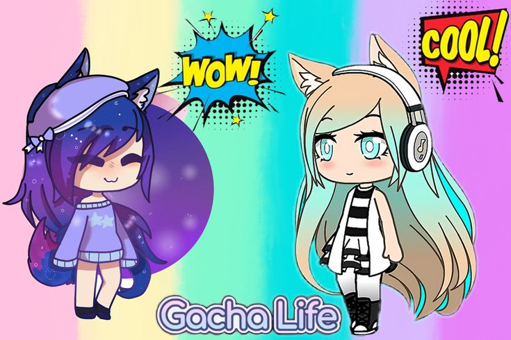 Cool Gacha Life Create Your Own Character Game Download Free I Love Anime