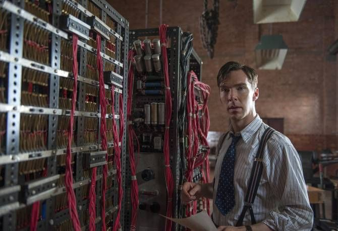 TORONTO — With characters like Sherlock Holmes, Julian Assange and Stephen Hawking, Benedict Cumberbatch has accumulated a filmography littered with high IQs. Characters of analytical prowess and fast-deducting...