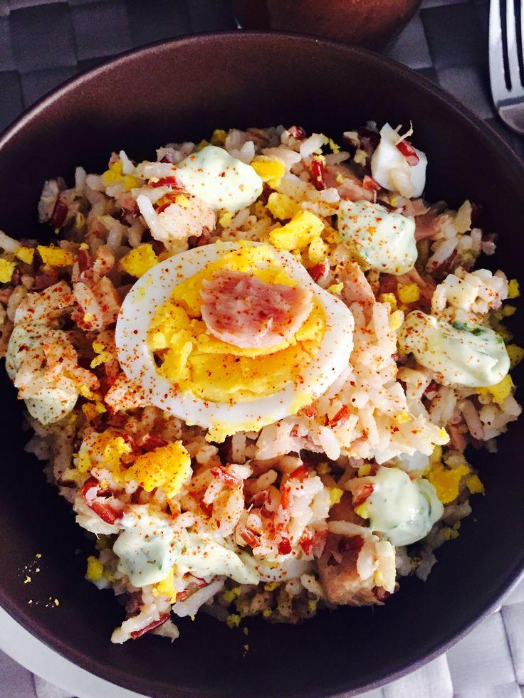 Insalata di riso ricetta fredda