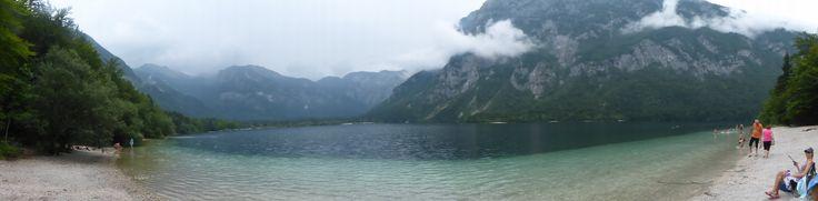 Triglavski Narodni Park (Triglav National Park) in Bohinj