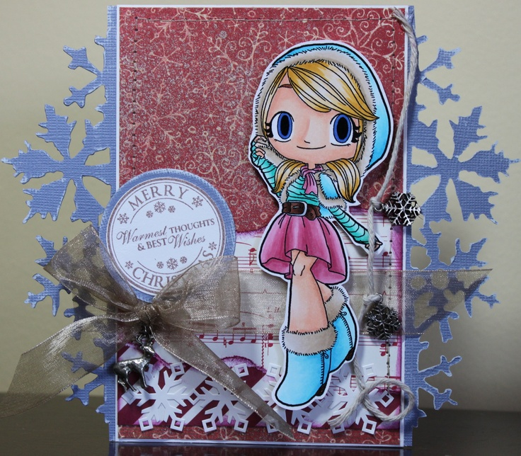 card made for SNR