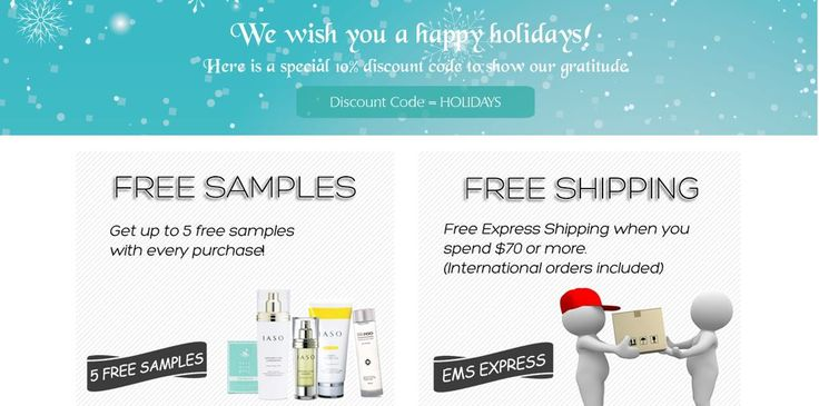 We wish you a happy holidays! Here is a special 10% discount code to show our gratitude Discount Code = HOLIDAYS