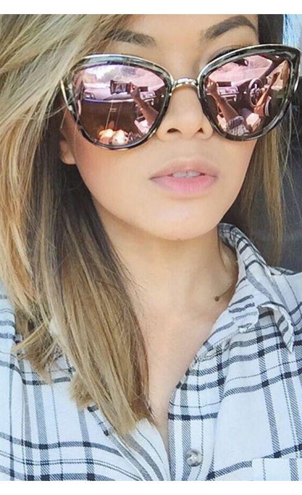 My Girl Sunglasses Black Tort - Sunglasses - Accessories