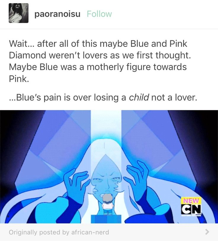 GOOD THEORY<<<<After the new episodes, it seems like that