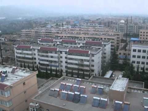 Air pollution in Hangcheng