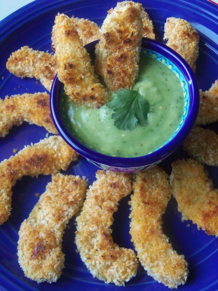 Crispy Baked Chayote Wedges with Guaca-Salsa - Hispanic Kitchen
