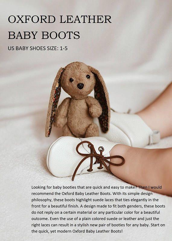 Mila Baby Shoe Pattern