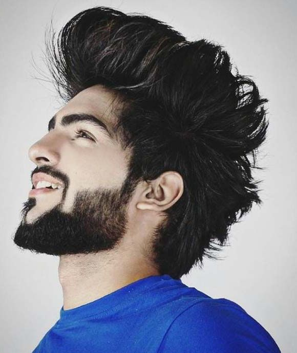 Handsome Boys Hairstyle Fashion 2018 Styles Ideas Beard Styles Short Best Beard Styles Beard Styles