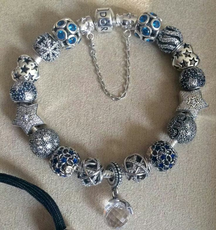 Tendance Bracelets  Pandora Bracelet featuring Winter Collection charms
