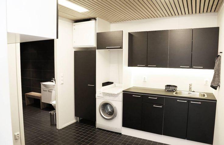 Sisustus  - Kodinhoitohuone - Moderni