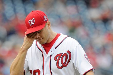 Nationals Jonathan Papelbon Suspended for Fight With Bryce Harper