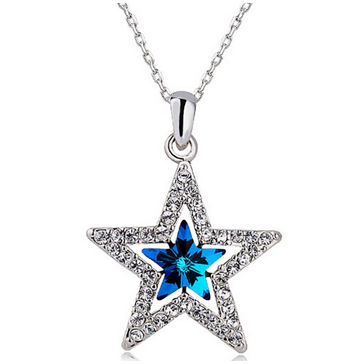 Grand Opening Promotion - Free Necklace For Dallas Football Fans. Only Pay Shipping. Order Here: http://balooly.com/products/austria-crystal-star-necklace