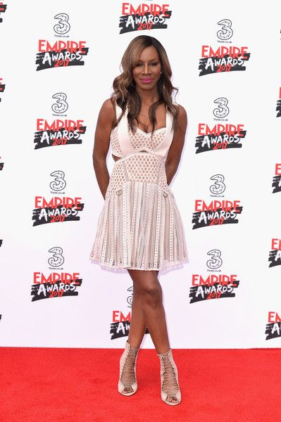 Director Amma Asante attends the THREE Empire awards at The Roundhouse on March 19, 2017 in London, England.