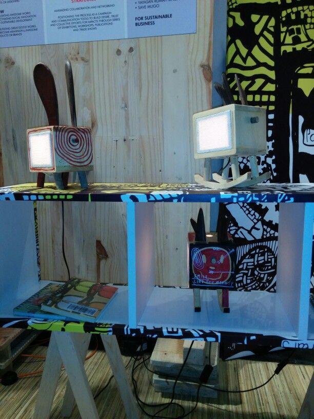 ArtwithHeart kolaborasi cantik furniture aktif - do art - farid stevy