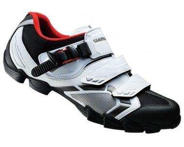 ¡Hazte con estas Zapatillas Shimano SH M088 Blancas y Negras! http://www.zapatillasmtb.com/zapatillas-mtb/252-zapatillas-shimano-sh-m088-blancas-y-negras.html