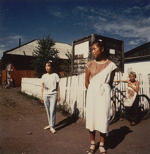 Photography by Sergey Chilikov Tuva, 1991