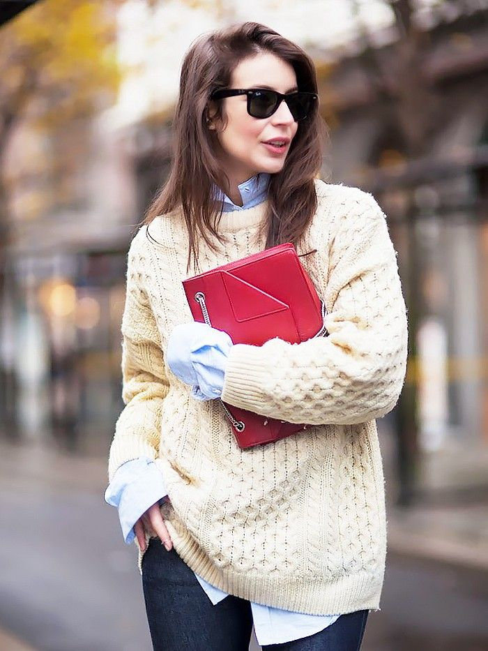 #StyleHack: Click through to read 3 ways to de-fuzz your favorite sweater