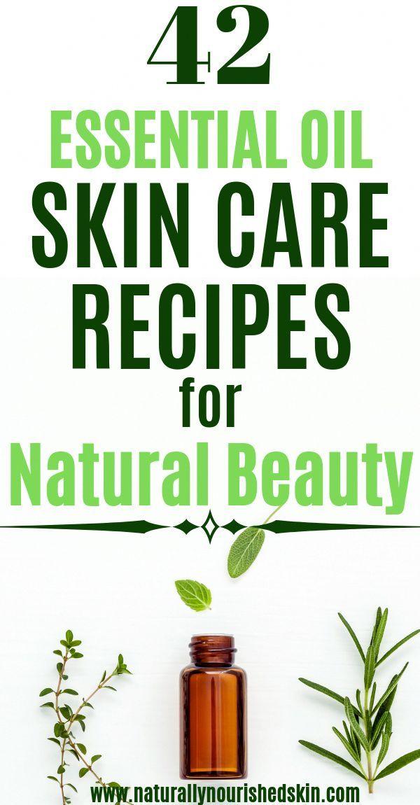 natural beauty products set #Naturalbeautyproducts  -  Hautpflege-Rezepte
