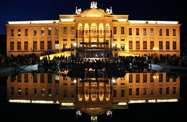 Museum Night in Szeged by Balázs Papdi, via Flickr