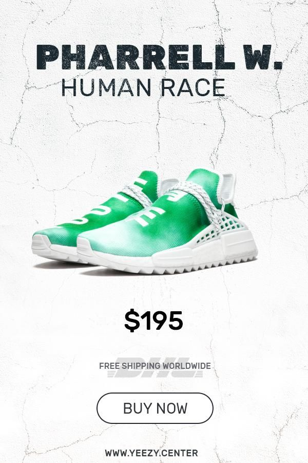 timeless design ccbdc de1b0 Buy new Human Race Adidas HU Holi Green / PW knock off in ...
