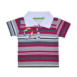 445D Рубашки поло-Интерлок