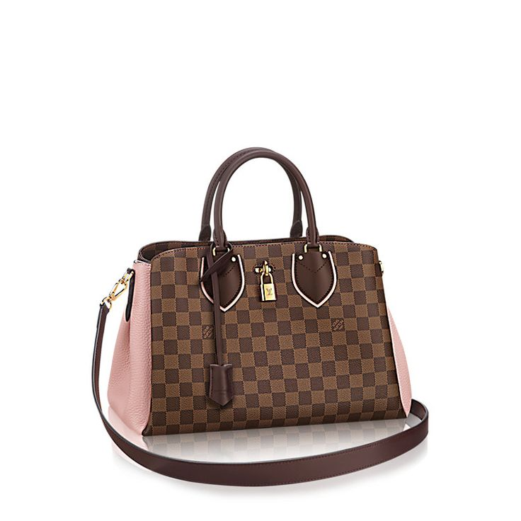 key:product_share_product_facebook_description Normandykey:global_colon The new status bag from Louis Vuitton. Sophisticated and feminine, the Normandy makes an elegant statement with its contrast pairing of Damier canvas with Cuir Taurillon leather. House craftsmanship shines in the handle mounts, gussets and keybell.