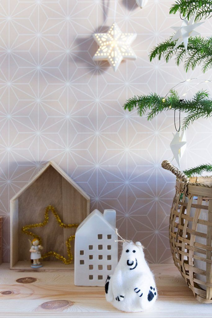 Weihnachtsdeko Kinderzimmer.Süße Weihnachtsdeko Perfekt Geeignet Für Ein Kinderzimmer