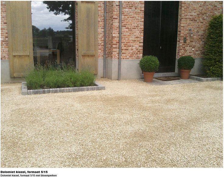 Dolomiet tuin pinterest tuin buiten en tuinen - Buiten terras model ...