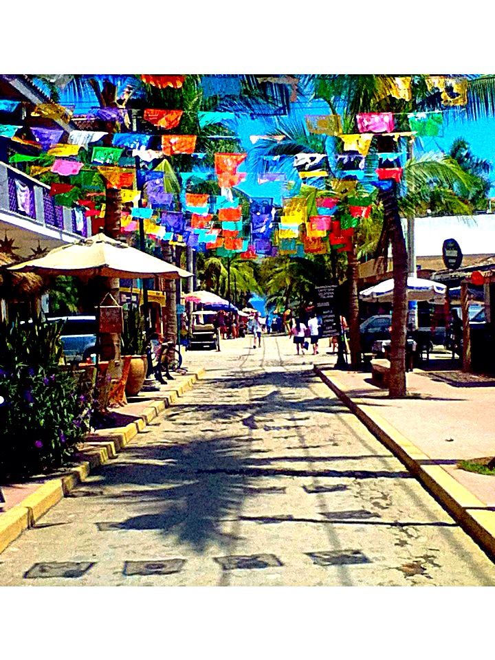 The banners the culture the beauty I love Mexico