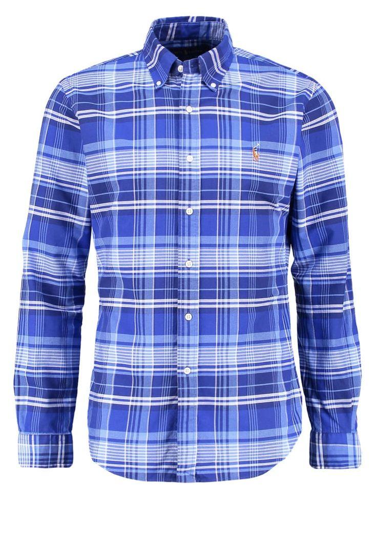 Polo Ralph Lauren SLIM FIT Hemd navy/blue Premium bei Zalando.de | Material Oberstoff: 100% Baumwolle | Premium jetzt versandkostenfrei bei Zalando.de bestellen!