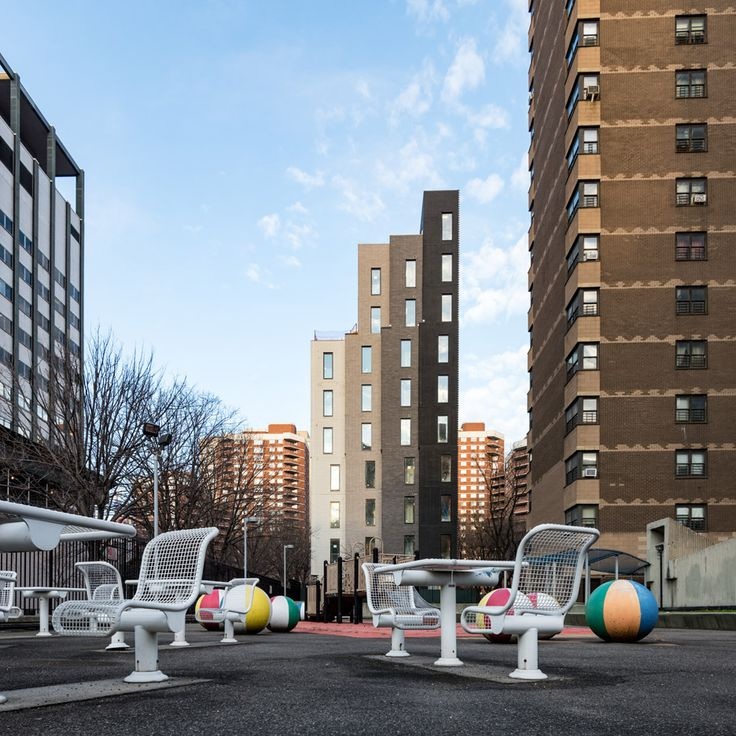 New York Compact Apartments by nArchitects