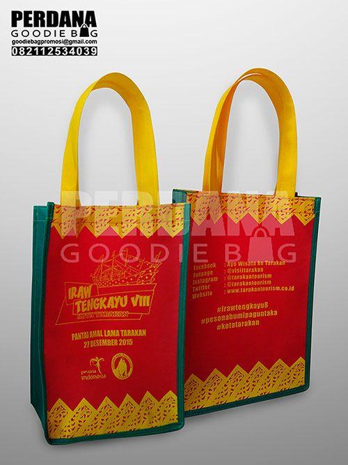 02a268ea1d Harga goodie bag murah bisa disesuaikan dengan berbagai pilihan jenis  bahan