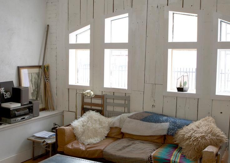 score & solder lookbookCozy Room, Beach House, Leather Couch, Glasses, Fashion Design, Living Room, Child'S Side, Quartz, White Room