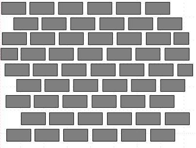 Pochoir Mur De Briques Https://scanncutcanvas.brother.com/fr/