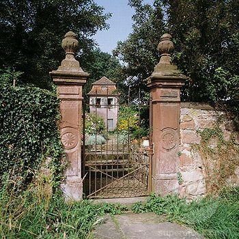 Abandoned Germany | ... , Germany, Baden-Wurtemberg, Ettenheim, villa, closed door, abandoned