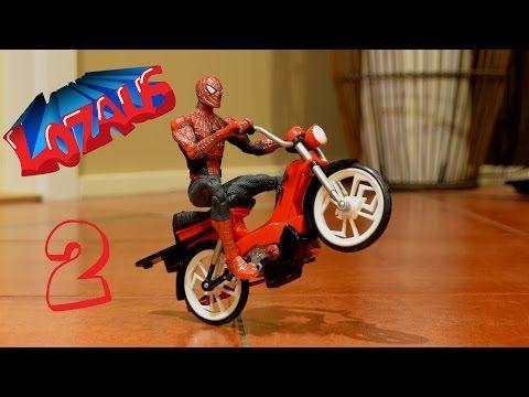 Amazing! Kids Car Racing - Modular construction toys - YouTube