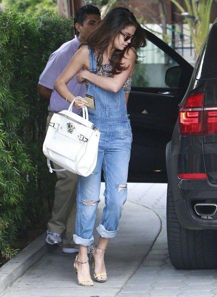 Selena Gomez Photos: Selena Gomez Stops By The Sunset Tower Hotel
