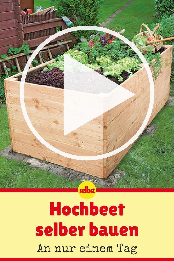 Hochbeet Anlegen Building Raised Garden Beds Building A Raised Garden Raised Garden Beds