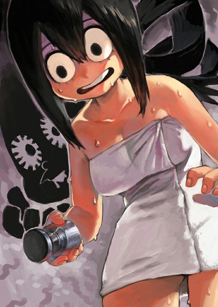 Salta Rana Saltaaaaa Animes Academia Tsuyu Y Meme