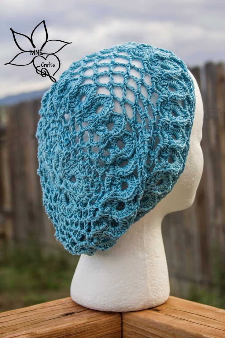 MNE Crafts: Peacock Petal Summer Slouch