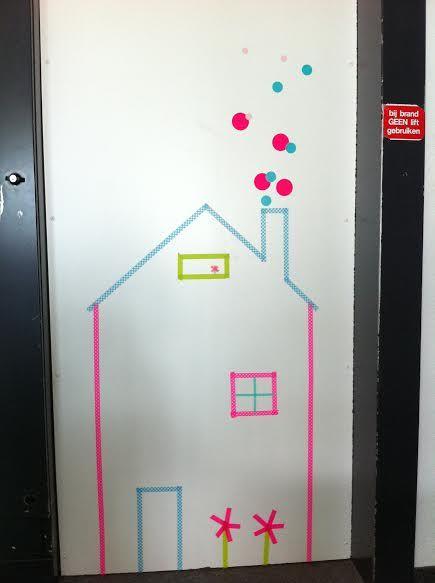Nog een liftdeur