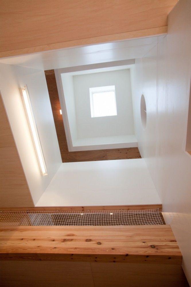 House with Futokoro / Mizuishi Architects Atelier