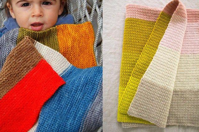 Το ιδανικό project για να εξασκηθείς στην πλέξη μους εάν είσαι αρχάριος στο πλέξιμο! Εύκολο παιδικό κουβερτάκι στο ftiaxto.gr