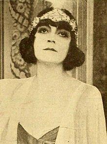 Asta Nielsen 1917