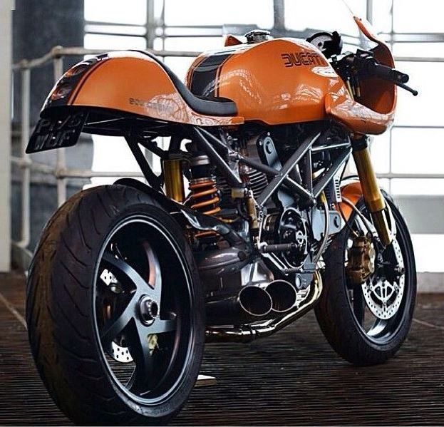 Ducati Café racer