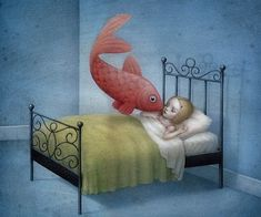 kiss fish
