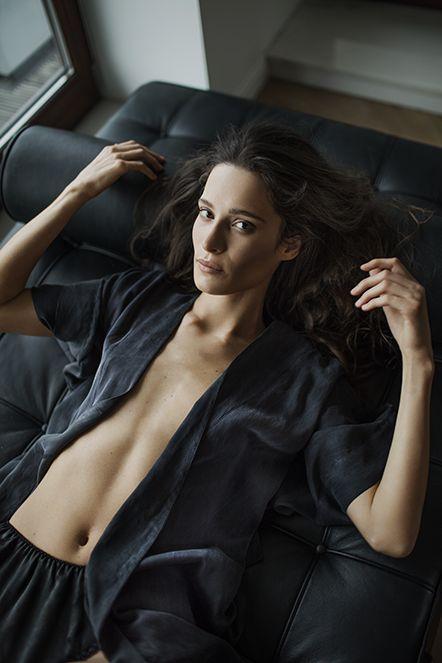 Campaign - Sonia Szóstak for MOYE homewear