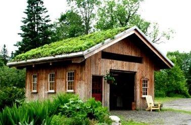 Fabriquer soit-même un toit végétal : mode d'emploi
