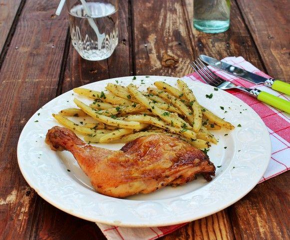 Csirkecomb szezámmagos zöldbabbal Recept képpel - Mindmegette.hu - Receptek